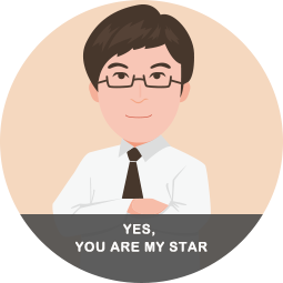 you are my star